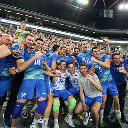 20170528: SLO, Volleyball - 2018 FIVB Men's World Championship qualification, Slovenia vs Belgium