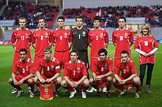 090331 Wales U21 v Luxembourg U21