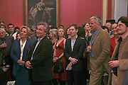 Literary Review's Bad Sex In Fiction Prize.  In & Out Club (The Naval & Military Club), 4 St James's Square, London, SW1, 29 November 2006. <br />