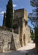 Southern France, Sommieres, South of France, Medieval Village,