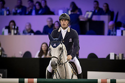 Bruggink Gert Jan, NED, Connelly 2<br /> Jumping Indoor Maastricht 2016<br /> © Hippo Foto - Dirk Caremans<br /> 12/11/2016