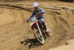 June 17, 2018 - Ottobiano, Lombardia, Italy - Zachary Pichon of KTM Rocket Juniors team during the Fiat Professional MXGP of Lombardia race at Ottobiano Motorsport circuit on June 17, 2018 in Ottobiano (PV), Italy. (Credit Image: © Massimiliano Ferraro/NurPhoto via ZUMA Press)