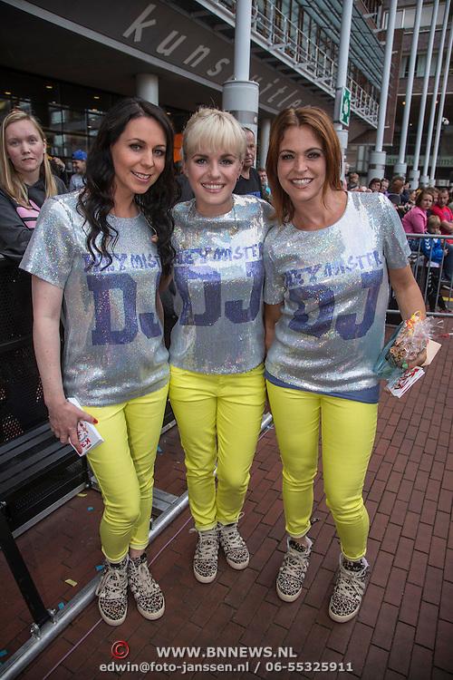 NLD/Amstelveen/20140610 - TROS Muziekfeest op het Plein 2014 Amstelveen, K3