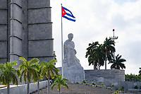 Revolucio Plaza, Havana, Cuba 2020 from Santiago to Havana, and in between.  Santiago, Baracoa, Guantanamo, Holguin, Las Tunas, Camaguey, Santi Spiritus, Trinidad, Santa Clara, Cienfuegos, Matanzas, Havana