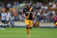 Nathaniel Knight-Percival of Bradford City looks on. EFL Skybet football league one match, Millwall v Bradford city at The Den in London on Saturday 3rd September 2016.<br /> pic by John Patrick Fletcher, Andrew Orchard sports photography.