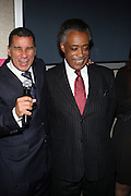 l to r: Governor David Patterson and Rev. Al Sharpton at Rev. Al Shapton's 55th Birthday Celebration and his Salute to Women on Distinction held at The Penthouse of the Soho Grand on October 6, 2009 in New York City