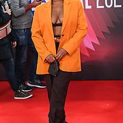 Nadia Jae attended King Richard | BFI London Film Festival 2021, 15 October 2021 Southbank Centre, Royal Festival Hall, London, UK.