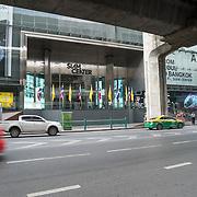 NLD/Bangkok/20180713 - Vakantie Thailand 2018,cingang winkelcentrum Siam Paragon in Bangkok