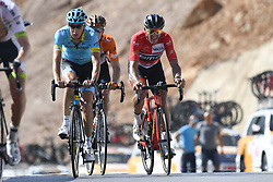 February 17, 2018 - Muscat, Oman - VAN AVERMAET Greg  (BEL)  of BMC Racing Team during stage 5 of the 9th edition of the 2018 Tour of Oman cycling race, a stage of 152 kms between Sama'il and Jabal Al Akhdhar (Green Mountain) on February 17, 2018 in Muscat, Sultanate Of Oman, 17/02/2018 (Credit Image: © Panoramic via ZUMA Press)
