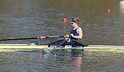 Caversham  Great Britain.<br /> Imogen WALSH.<br /> 2016 GBR Rowing Team Olympic Trials GBR Rowing Training Centre, Nr Reading  England.<br /> <br /> Tuesday  22/03/2016 <br /> <br /> [Mandatory Credit; Peter Spurrier/Intersport-images]