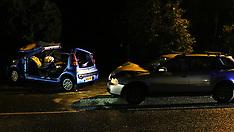 Frimley Park Serious Crash