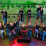 2009 CCA Staff Holiday Photo
