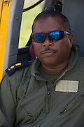Colonel Byrne<br /> Bell 206 helicopter GDF1<br /> GUYANA