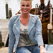 NLD/Volendam/20140626 - 100%NL magazine bestaat 5 jaar, Bridget Maasland
