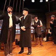 The Learning Play of Rabbi Levi-Yitzhok. Produced by the Castillo Theater. 2011. New York, NY