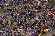 Selcuk, Turkey, 21/01/01.&#xD;The traditional sport of camel wrestling is popular throughout western Turkey in the winter months. The largest event is the annual festival held in Selcuk on the third weekend of January: up to 20,000 people attend.<br />
