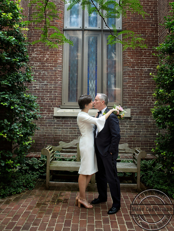 Lucy and Larry VanMeter wedding  on Saturday August 5, 2017.