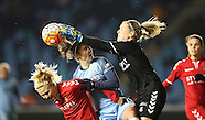 091116 Manchester City Women v Brondby IF Ladies