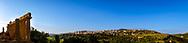 17-10-2015 -  Foto: PANORAMA Tempel van Juno ook wel Hera. Genomen tijdens een persreis met de Rocco Forte Invitational op  in Agrigento, Italië.