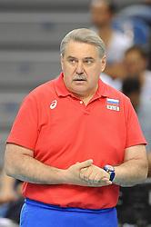 Sergei Shliapnikov during the European Championship game Russia - Slovenia on August 26, 2017 in Krakow, Poland. (Photo by Krzysztof Porebski / Press Focus)