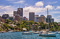Lavender Bay, North Sydney
