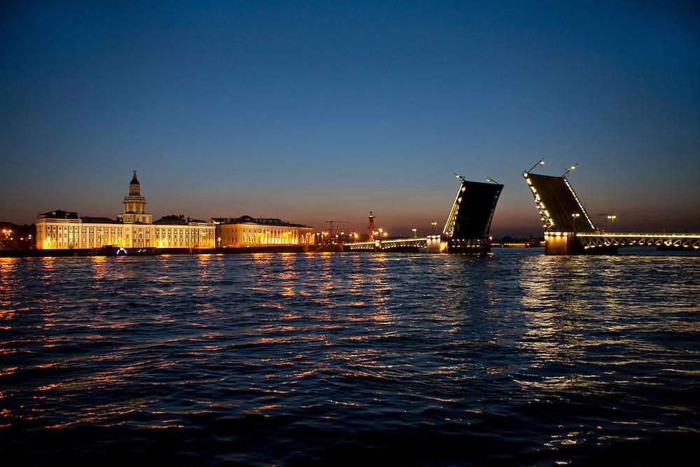 White Nights Festival, St. Petersburg.