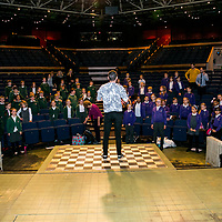 Chichester Festival Theatre;<br /> Schools Theattre Day, Midnight Gang;<br /> Chichester, West Sussex.<br /> 30th October 2018.<br /> <br /> © Pete Jones<br /> pete@pjproductions.co.uk