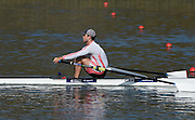 Caversham  Great Britain.<br /> Jack BEAUMONT,<br /> 2016 GBR Rowing Team Olympic Trials GBR Rowing Training Centre, Nr Reading  England.<br /> <br /> Tuesday  22/03/2016 <br /> <br /> [Mandatory Credit; Peter Spurrier/Intersport-images]