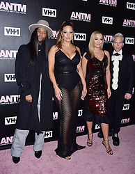 Law Roach,Ashley Graham ,Rita Ora and Drew Elliot at the VH1 America's Next Top Model premiere party at Vandal on December 8, 2016 in New York City, NY, USA. Photo by MM/ABACAPRESS.COM
