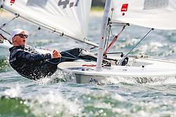 , Travemünder Woche 19. - 28.07.2019, Laser 4.7 - GER 200083 - Kajus GOEDE - Mühlenberger Segel-Club e. VⰂ