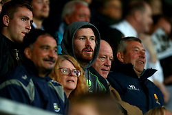 Max Stelling of Worcester Warriors watches the Premiership Rugby 7s from the stands - Mandatory by-line: Robbie Stephenson/JMP - 28/07/2017 - RUGBY - Franklin's Gardens - Northampton, England - Wasps v Leicester Tigers - Singha Premiership Rugby 7s