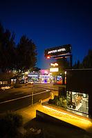 Jupiter Hotel in east Portland, Oregon.