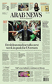 April 03, 2021 (ASIA-PACIFIC): Front-page: Today's Newspapers In Asia-Pacific