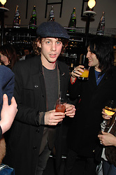 Musician JOHNNY BORRELL at a Burns Night party hosted by designer Christoper Kane at Harvey Nichols, Knightsbridge, London on 25th January 2008 in association with VisitScotland to promote Edinburgh & Glasgow City Breaks.<br />