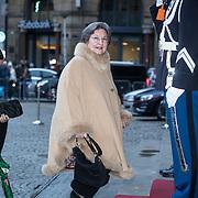 NLD/Amsterdam/20180203 - 80ste Verjaardag Pr. Beatrix, Miente Boellaard