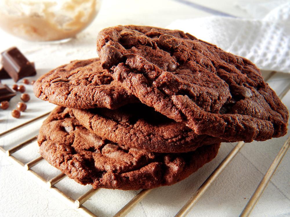 Chocolate biscuits - cookies