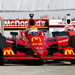 2008 IndyCar - Detroit Belle Isle