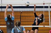 South Burlington vs. Burlington Volleyball 09/29/16