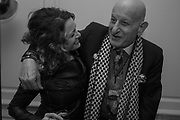 ANNA STOTHARD; NAIM ATTALAH, The launch of Fire Child by Sally Emerson. Hosted by Sally Emerson and Naim Attalah CBE. Dean St. London. 22 March 2017
