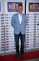 Tim Vincent  at the National Reality TV Awards in Porchester Hall  london photo by Brian Jordan