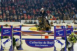 Hanley Cameron - SIEC Royal Star<br /> CSI-W Mechelen  2007<br /> Photo © Hippo Foto