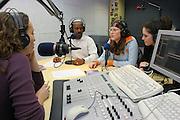Israel, 106 FM Radio Station Interview
