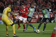 Benfica v Vitoria Setubal - 26 Nov 2017