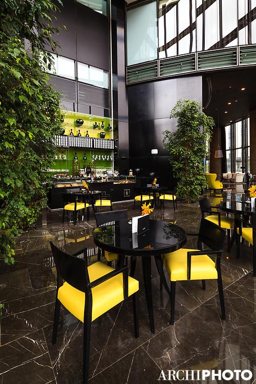 AS. Architecture-Studio • Rotana Hotel, Amman, Jordan • Lounge