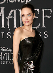 Angelina Jolie Pious - 7 Oct 2019