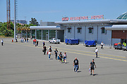 Batumi international airport, Georgia