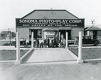 1924 Sonoma Photo-Play Studio in Sonoma, CA