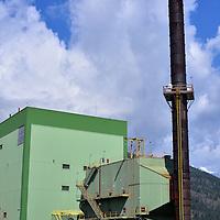 Kettle Falls Generating Station, WA - Biomass