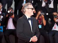 Venice, Italy, 31st August 2019, Joaquin Phoenix at the gala screening of the film Joker at the 76th Venice Film Festival, Sala Grande. Credit: Doreen Kennedy