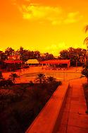 Hotel in Manzanillo, Granma, Cuba.